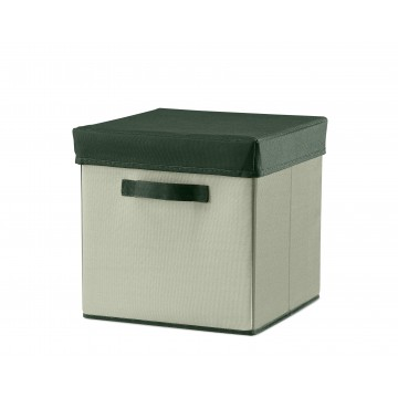 STORAGE BOX – ROOM COLLECTION – MOSS GREEN